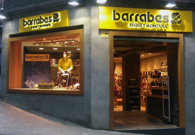 Barrabes Madrid Ribera Tiendas Barrabes Barrabes Com